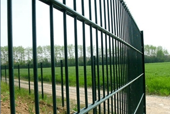 Double Wire Mesh Fence